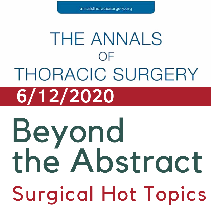 Beyond the Abstract: The Society of Thoracic Surgeons Intermacs 2019 Annual Report: The Changing Landscape of Devices and Indications