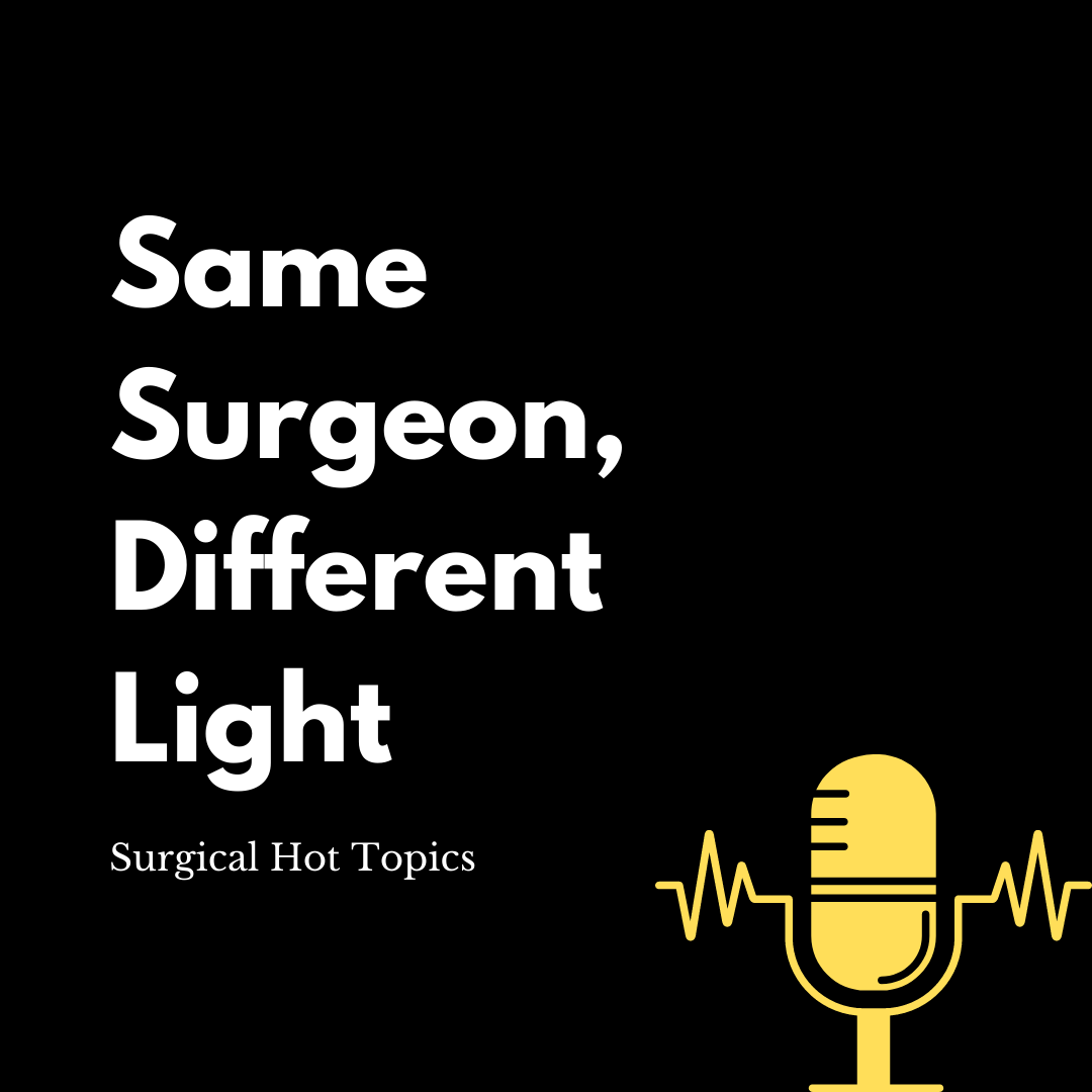 Same Surgeon, Different Light: Dr. Sidhu Gangadharan