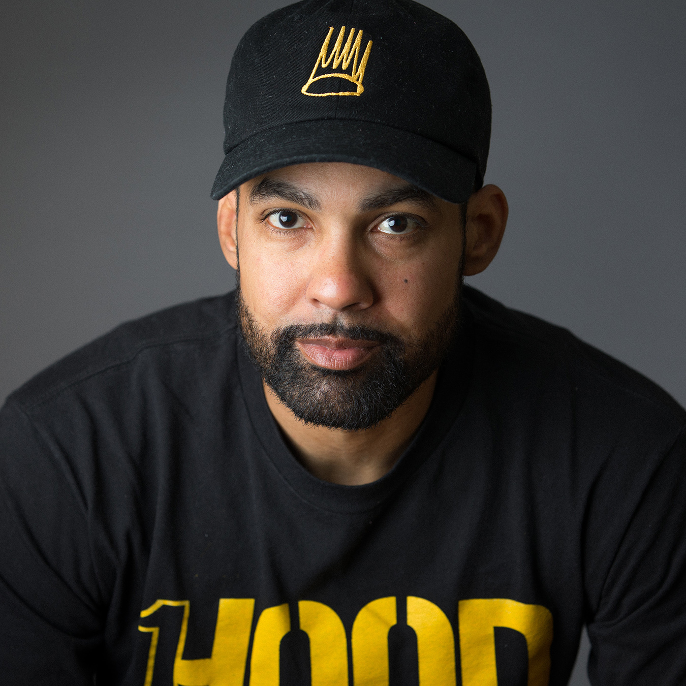 Truthful Art: Jasiri X on Trayvon Martin, Antwon Rose Jr. & the cross-section of unity that gives him hope.  (S01EP18)