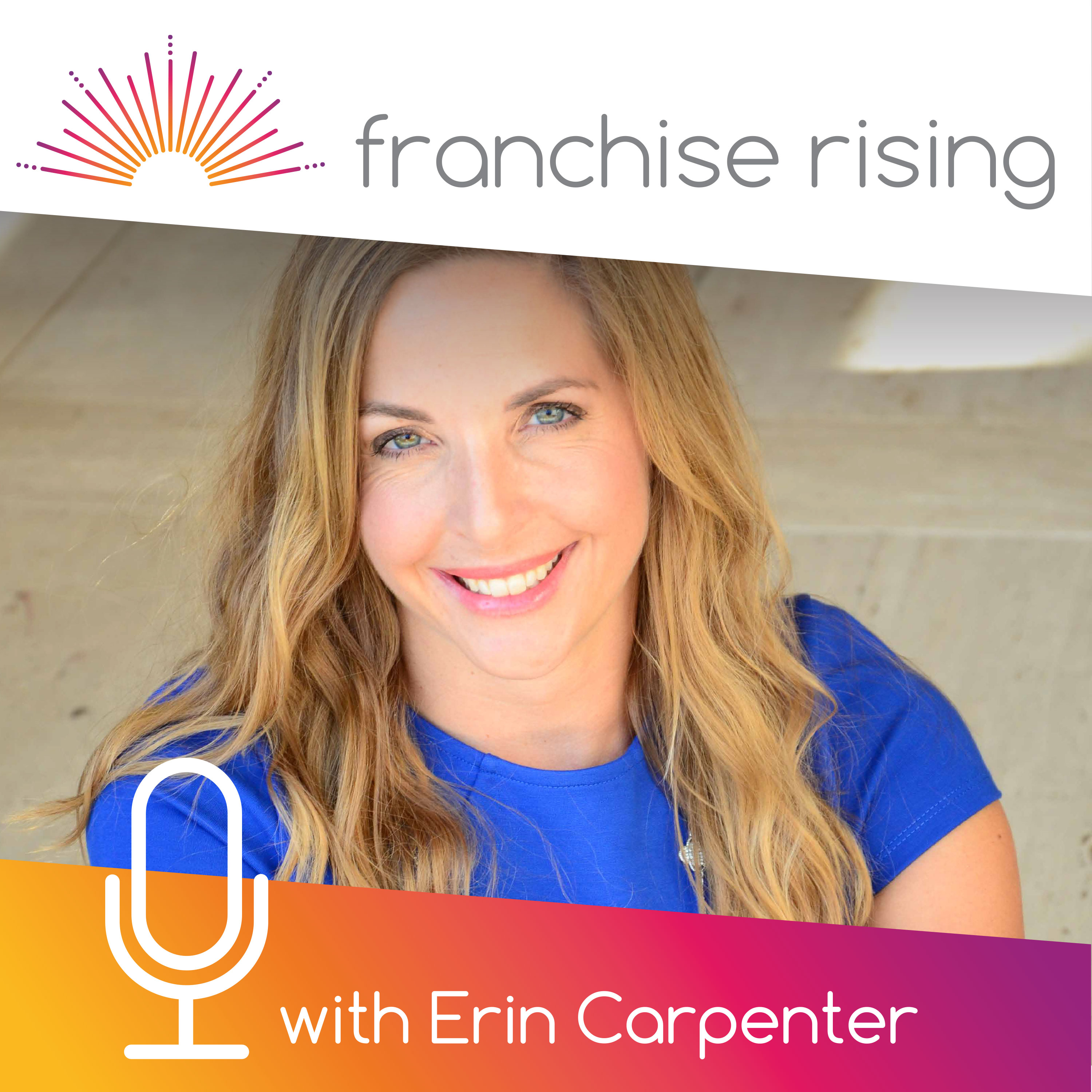 #016 - Why You Need Franchise Sales Systems and Processes ft. Violet Rainwater