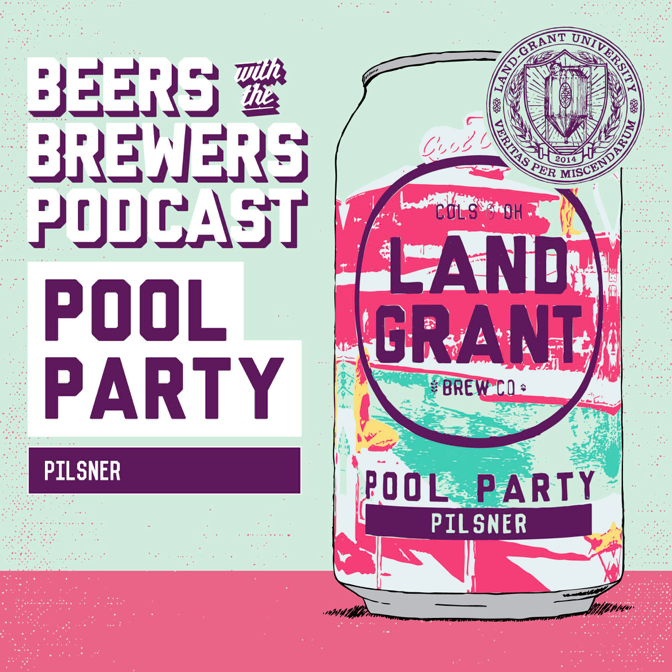 Pool Party Pilsner 2019