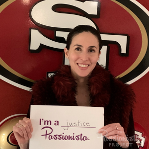 Hannah Gordon Brings Her Passion for People to the NFL