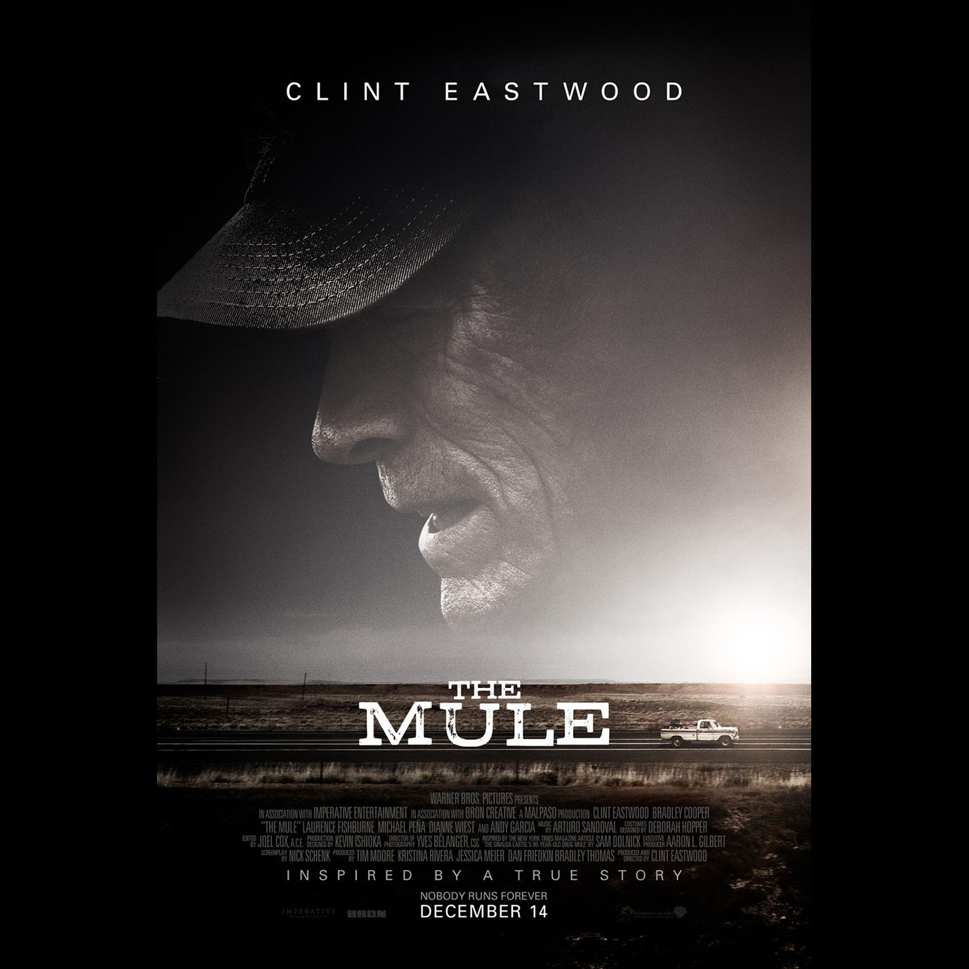 Episode #72: The Mule (2018)