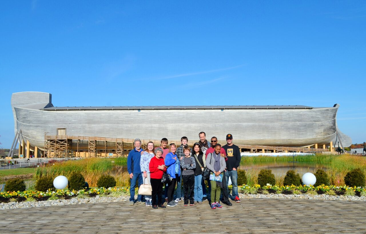 A visit to the Ark Encounter