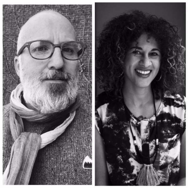 Black Lives Rooted Introduction: Liz Ikiriko and Andrew Hunter