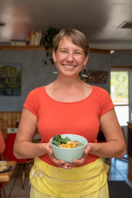 007 Kitchen Wisdom with Anna Witham of 123 Ramen