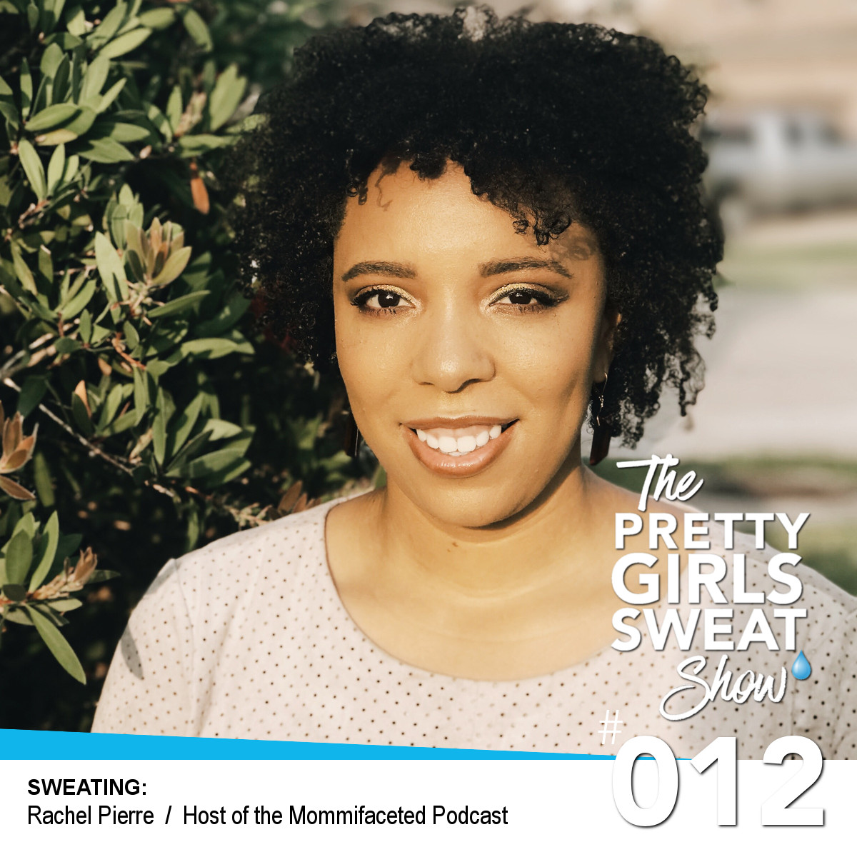 Rachel Pierre   Host of the Mommifaceted Podcast