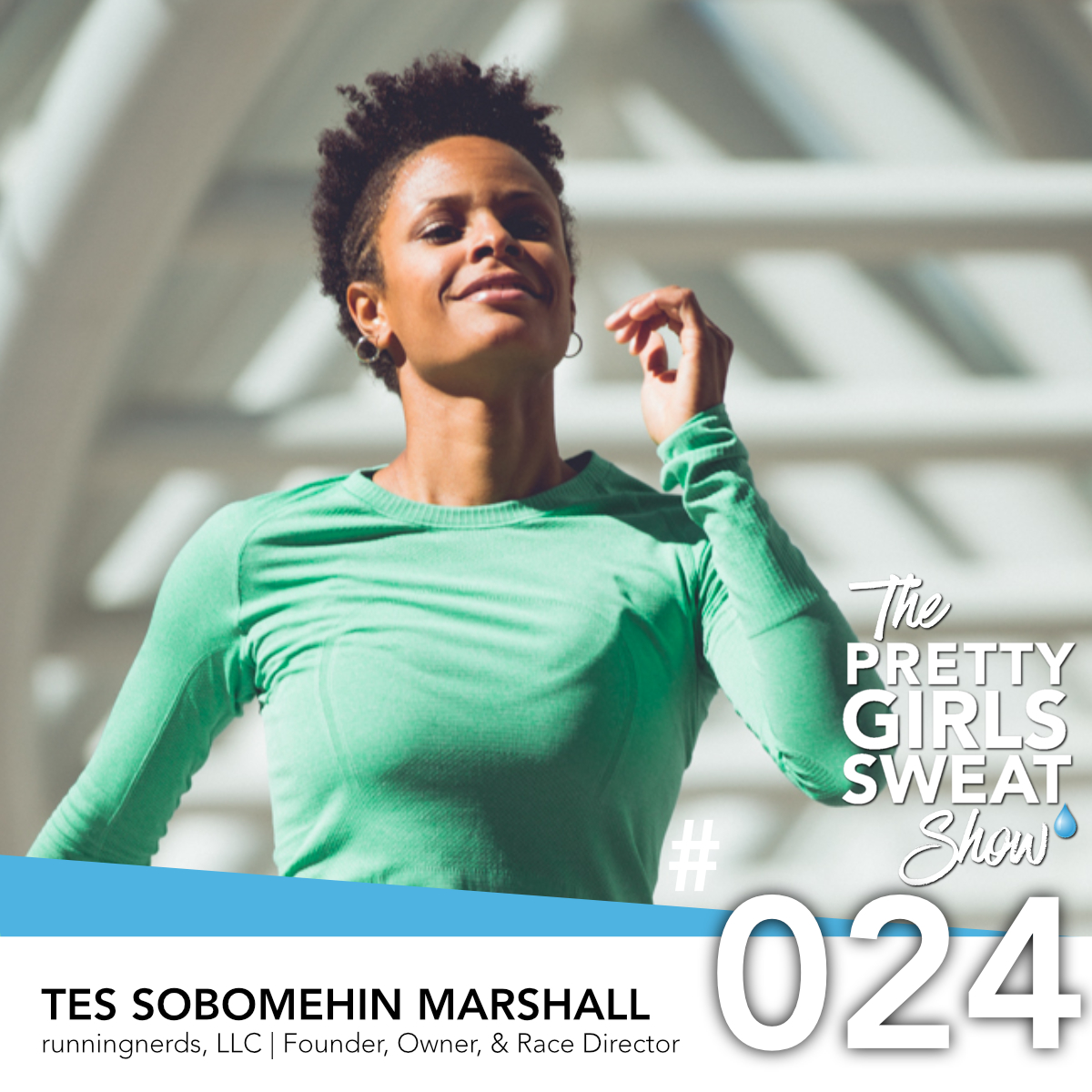 Tes Sobomehin | Founder, Owner, & Race Director, runningnerds, LLC