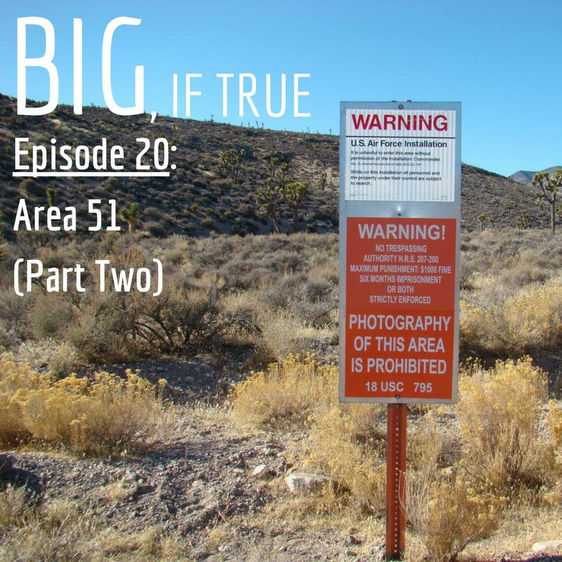 E20: Area 51 (Part Two)