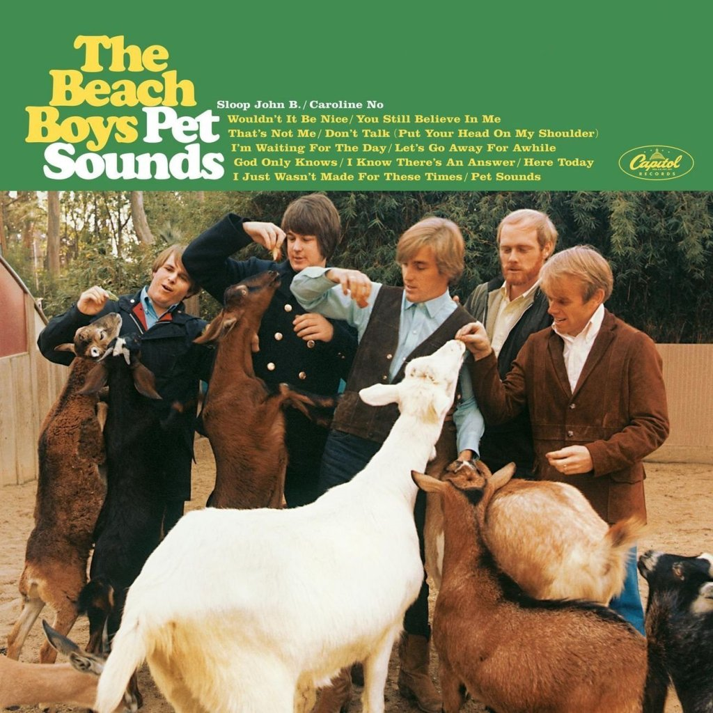 Patron Pilot #3: Do It For the Vinyl #1 - Pet Sounds, The Beach Boys