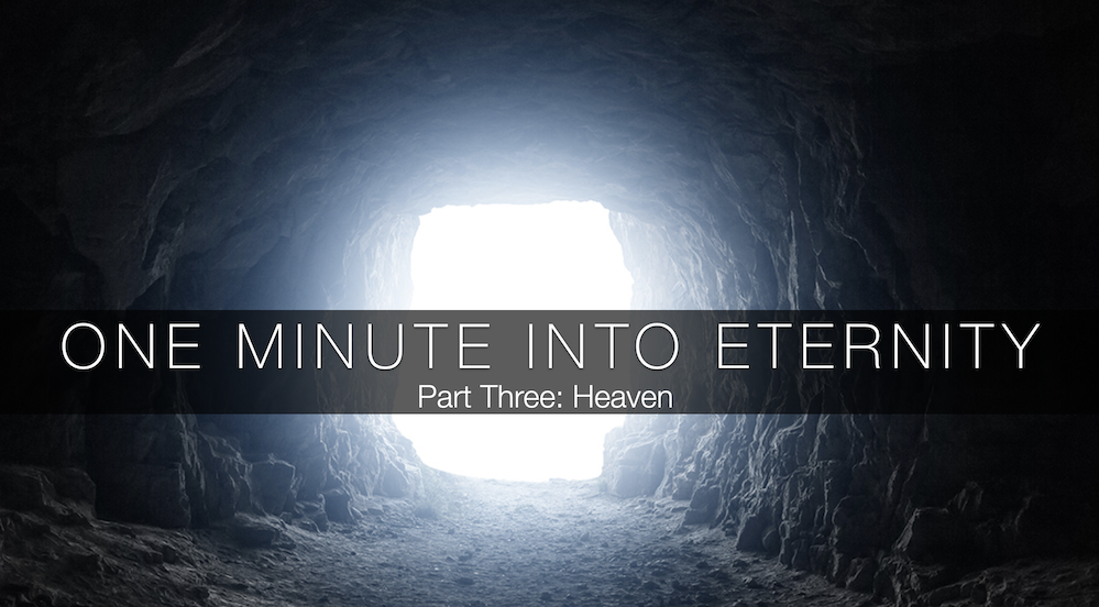 One Minute Into Eternity Part Three