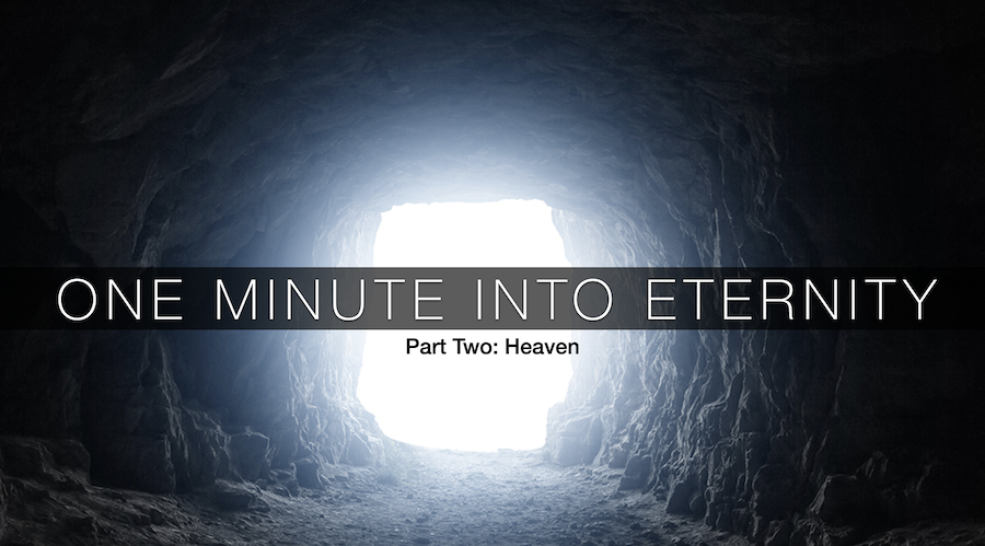 One Minute Into Eternity Part Two