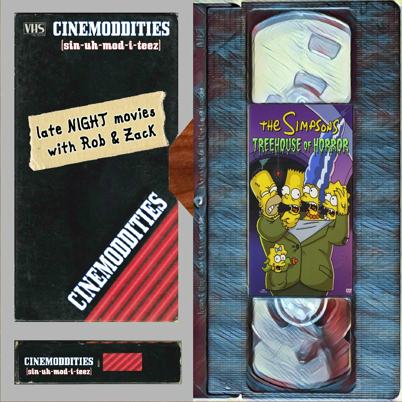 Cinemoddities – late NIGHT movies with Rob & Zack