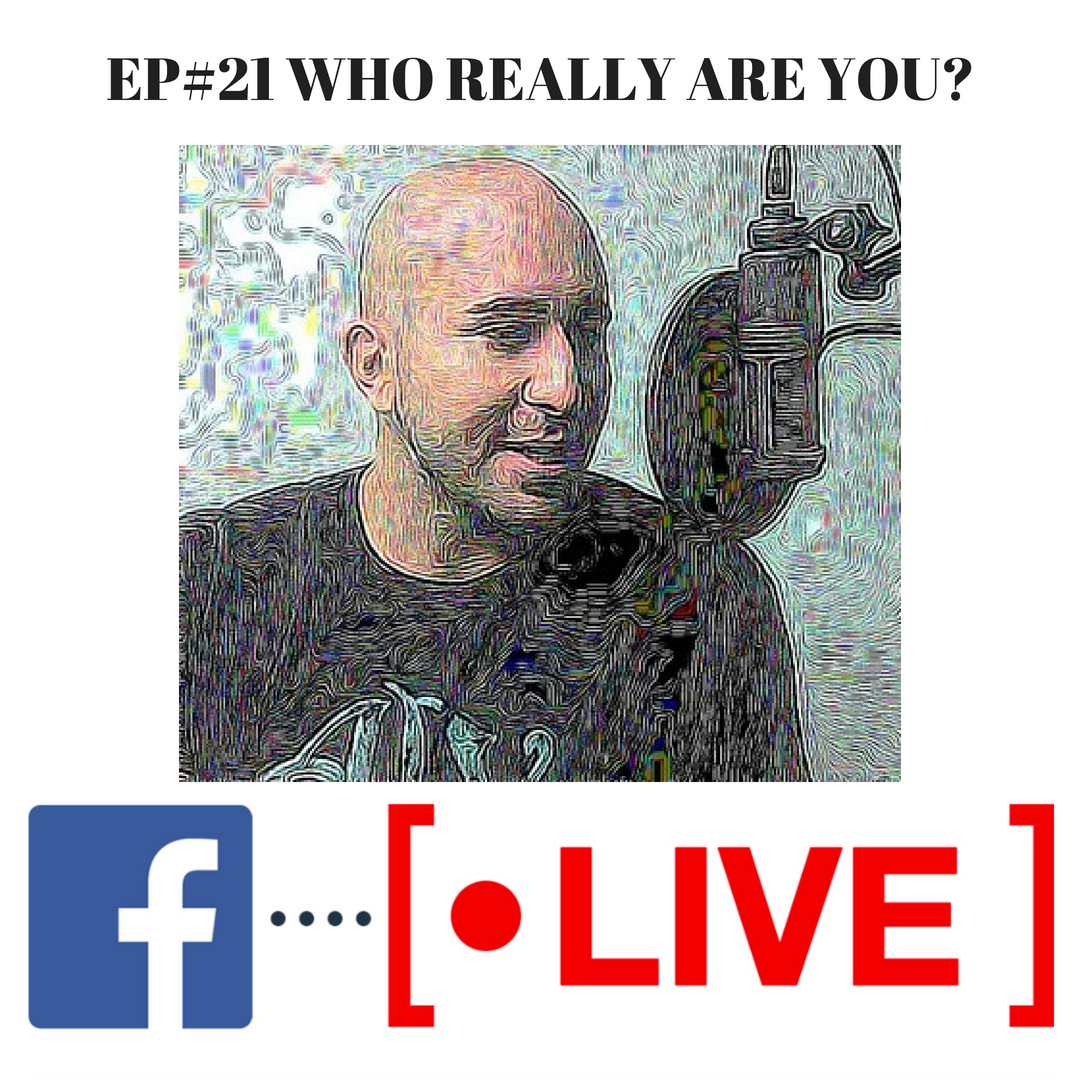 EP#21 - Who Are You Really?