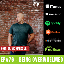 EP#76 - Being Overwhelmed