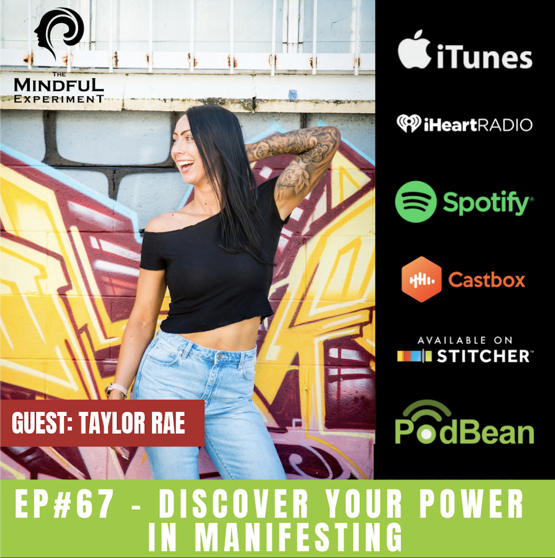 EP#67 - Discover Your Power in Manifesting