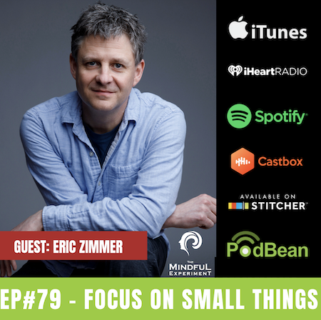 EP#79 - Focus on Small Things
