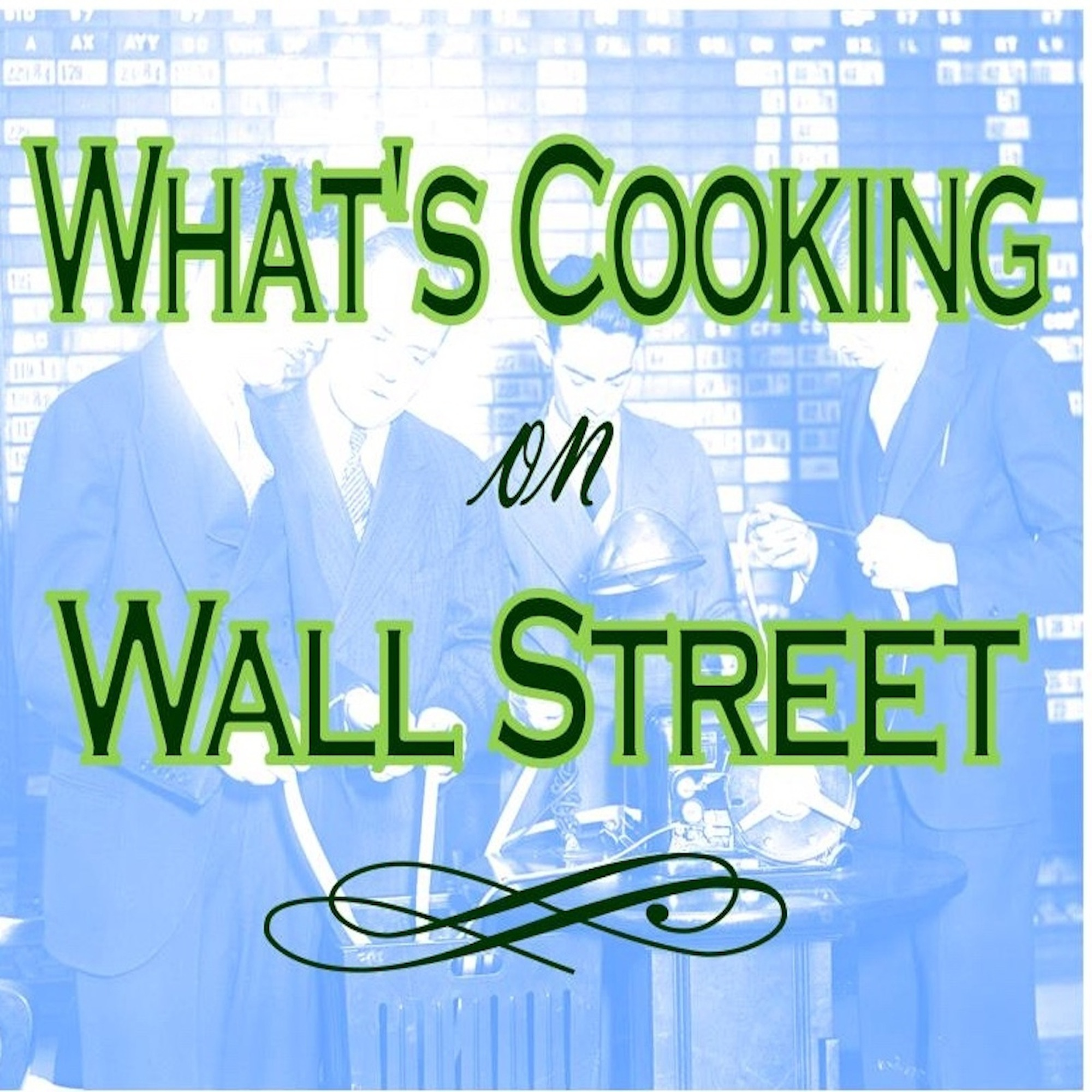 Weathering The Market Sell-Off & Minestrone Soup