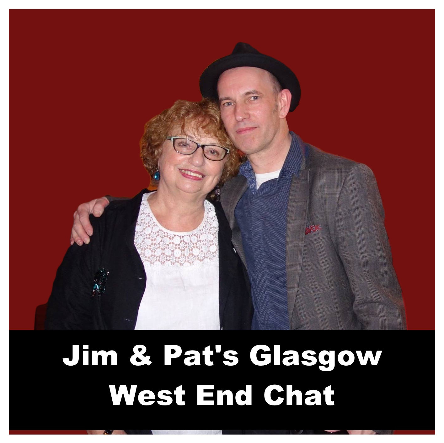 What's Pat been up to: West End Festival chat, GSA Fashion & Textiles, Open Gardens, Janet Paisley event and more
