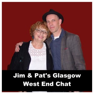 What's Pat been up to? Paisley Makar Brian Whittingham, Glasgow Cabbie Stef Shaw, Christmas Market St Enoch, Decorating, Pantos and Christmas Shows