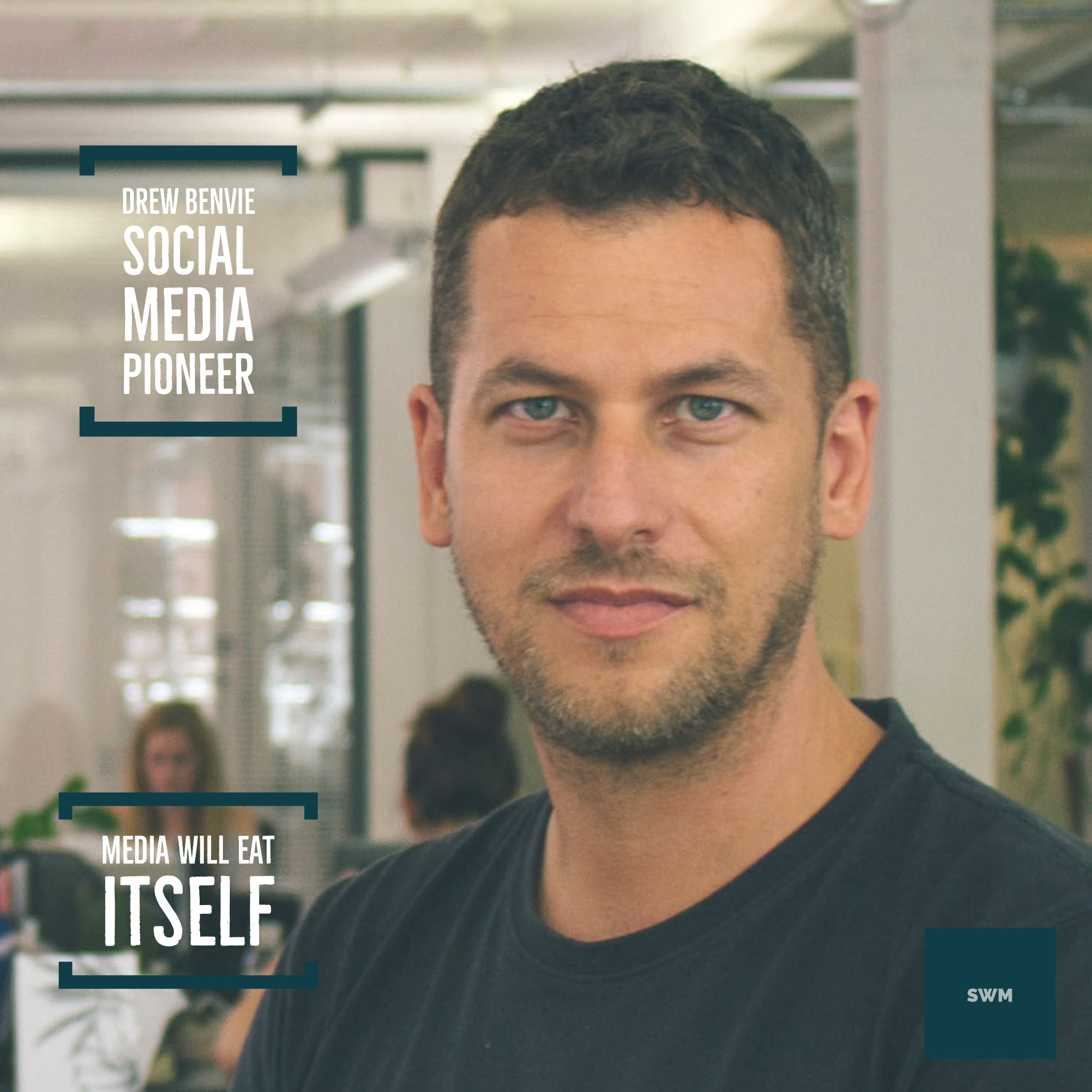 How social media empowers PR and marketing, with Drew Benvie