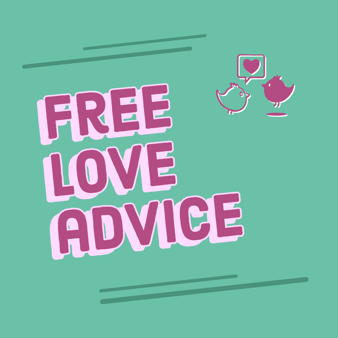 Free Love Advice: You Can't Control Love