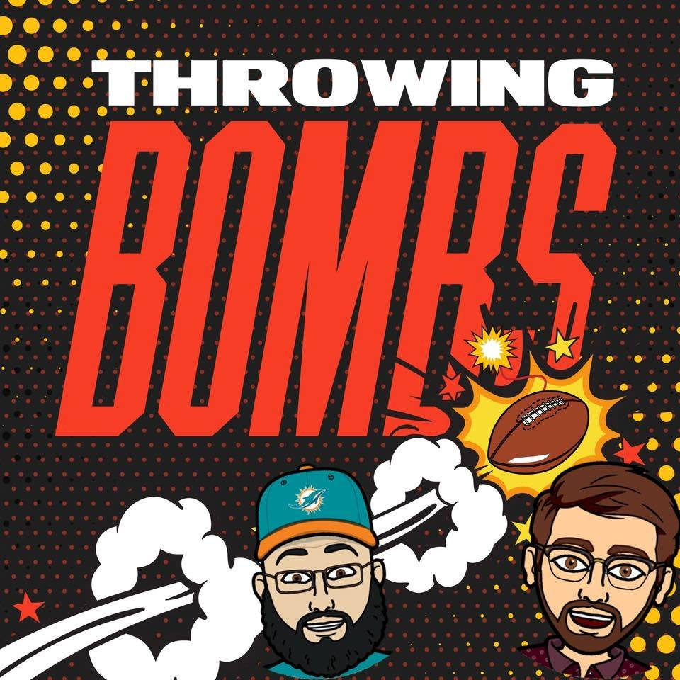 Throwing Bombs Episode 13 -  Baker Mayfield Ain't Huggin' Hue!
