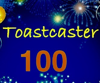 Toastcaster 100: Humble Beginnings & Lessons Learned Over 100 Episodes