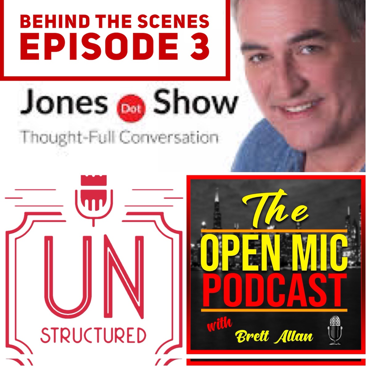 123 - Behind the Scenes with Brett Allan and Randall Kenneth Jones