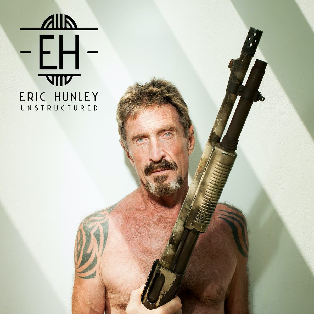 John McAfee is a Presidential Candidate on the run