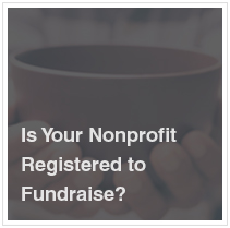 Is your Nonprofit Registered to Fundraise? Charitable Solicitation Registration with Karl Emerson