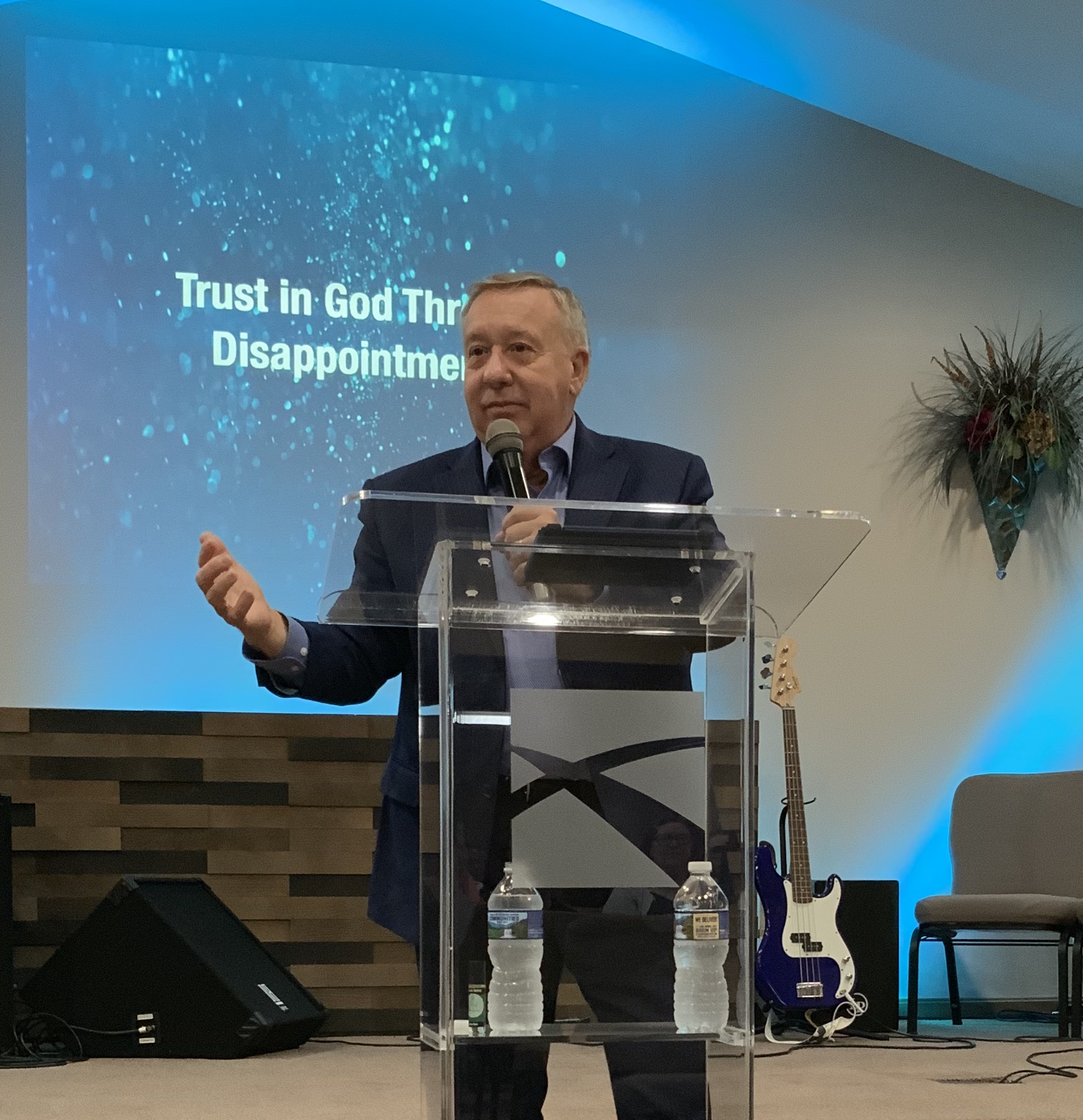 Trusting God Through Disappointment