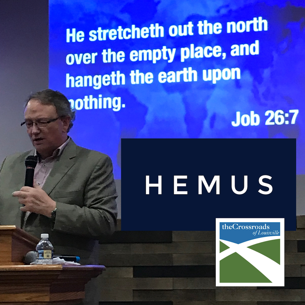 What God Can Do With Nothing - John Hemus