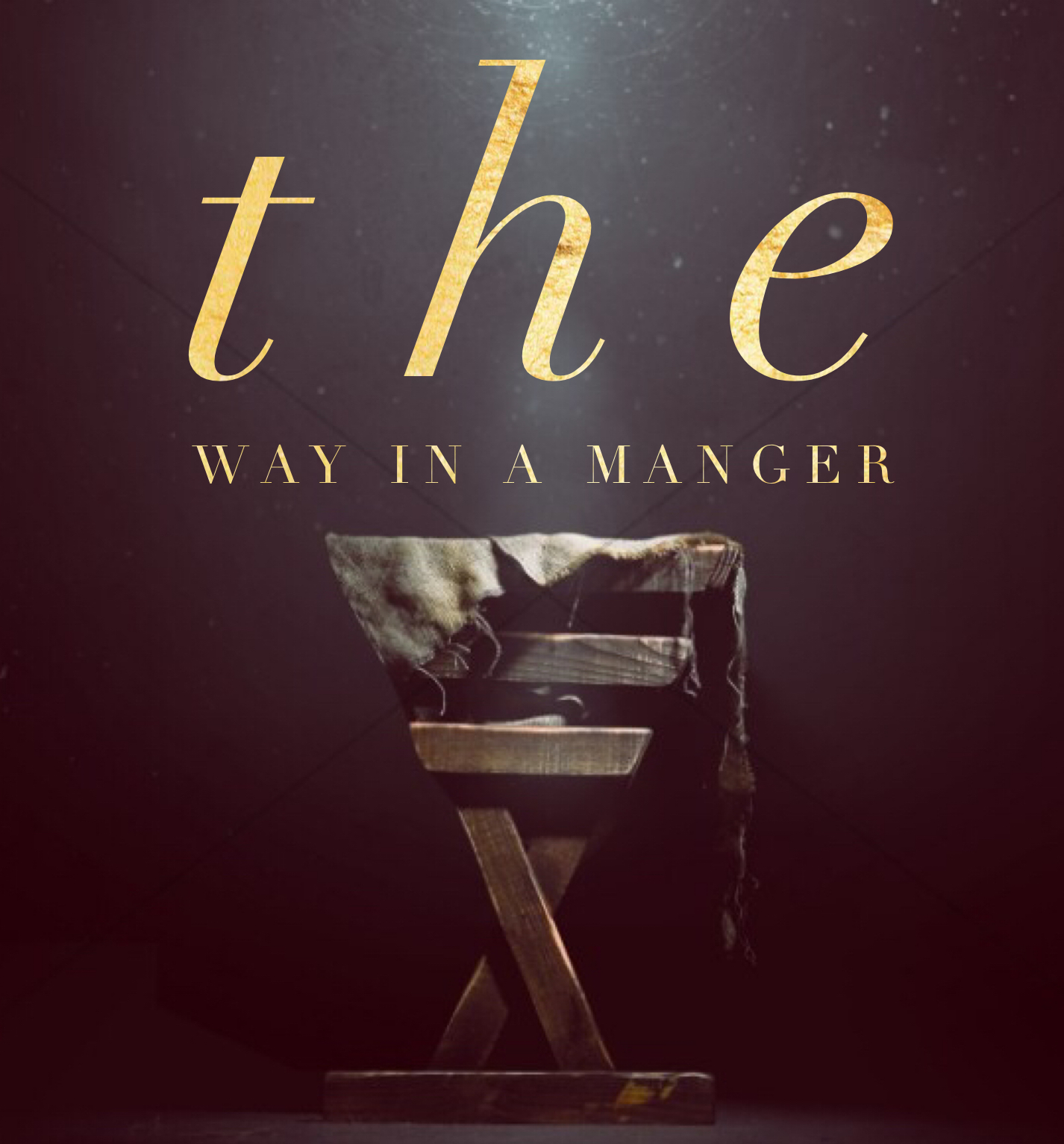 The Way in the Manger