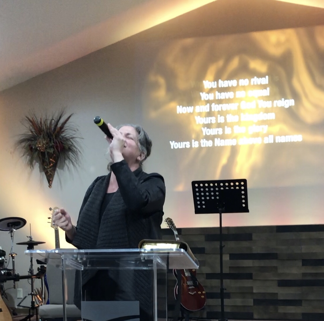 Impact Germany - T. Lewis testimony and song