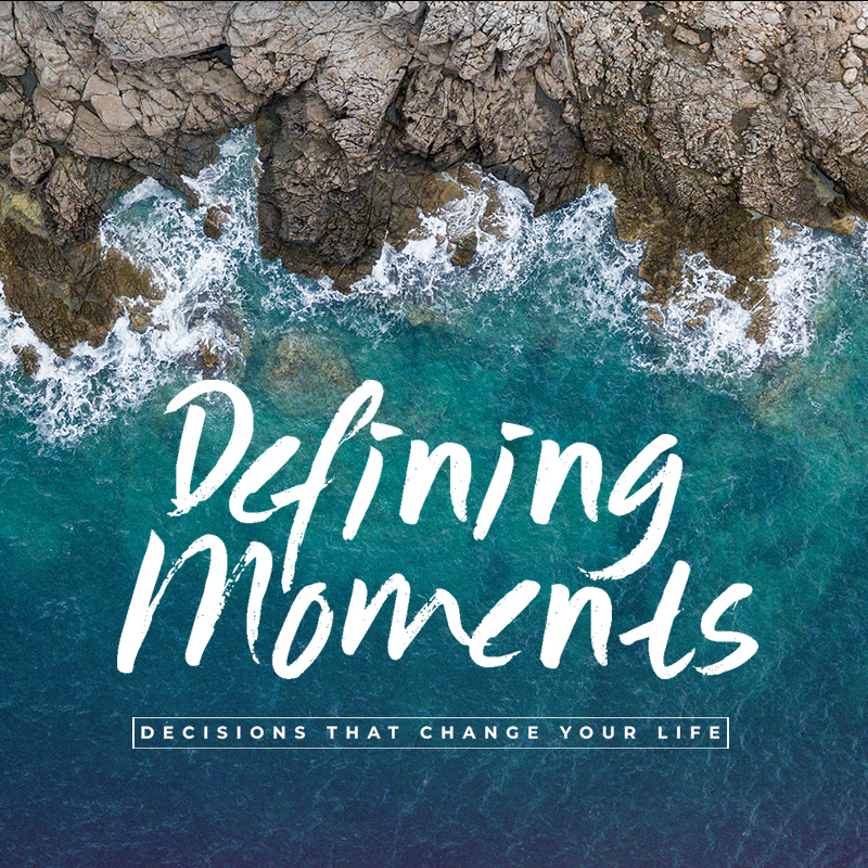 STEP FORWARD - Defining Moments Series