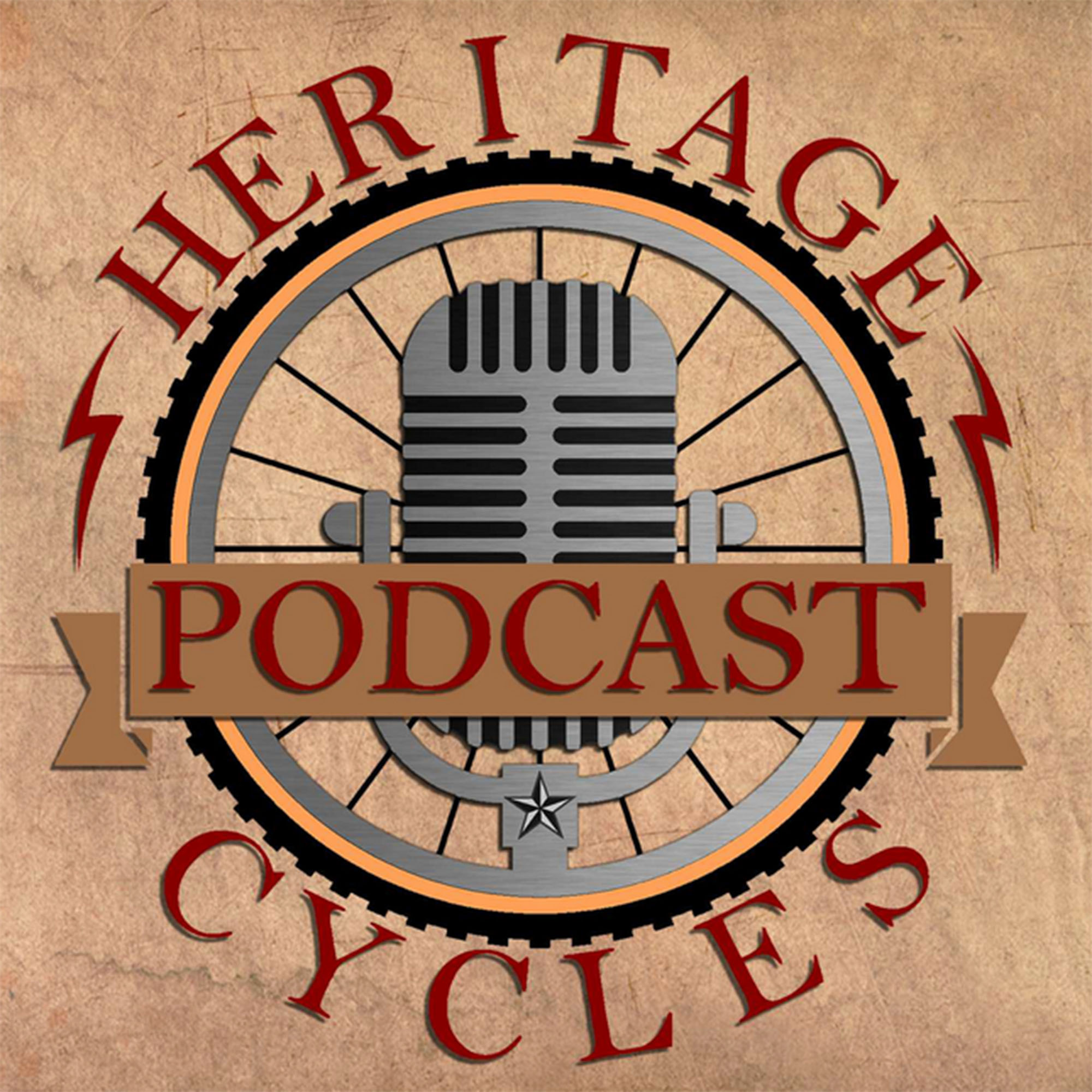 Heritage Cycles Podcast Episode 7: Riding With Kids