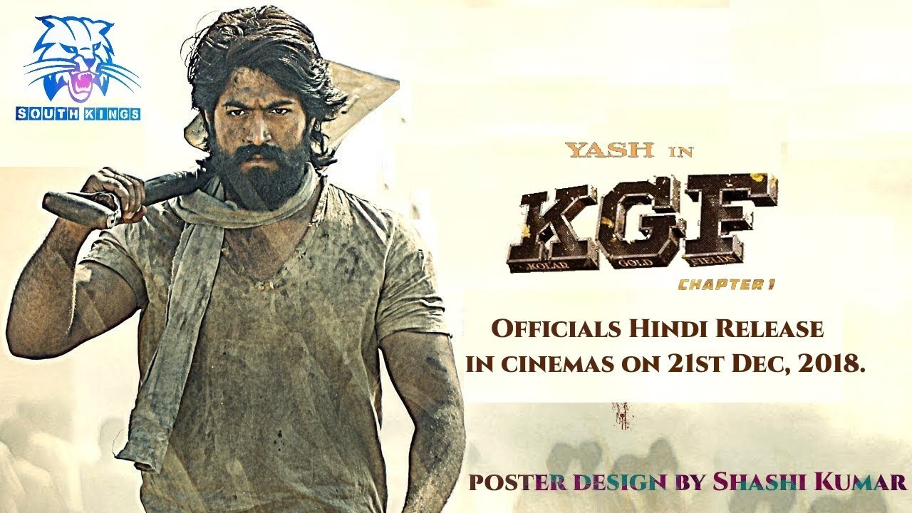 Download KGF Chapter 1 2018 Movie Couch 720p