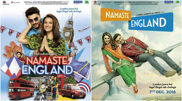 Download Namaste England 2018 Movies Couch HD