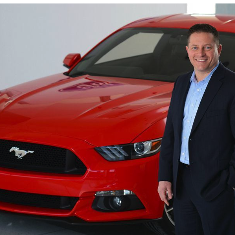Designing the Future Jim Morgan Talks Passion with 2015 Ford Mustang Chief Engineer, Dave Pericak - A WLEI Special