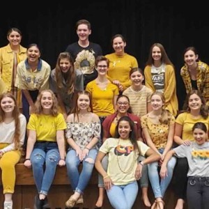 Entire School Wears Yellow to Welcome New Student and Honor Her Late Friend On 1-Year Anniversary