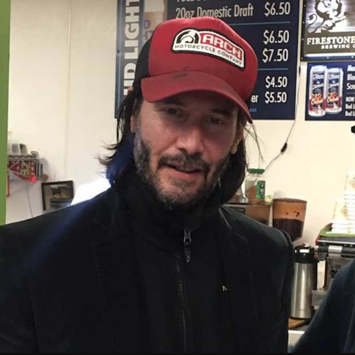 Another Story of Keanu Kindness: Actor Delights Passengers After Plane Makes Emergency Landing