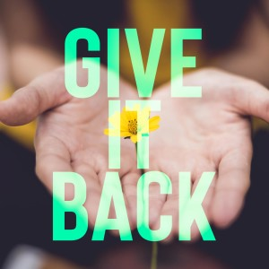Give It Back | Ben Ritchie