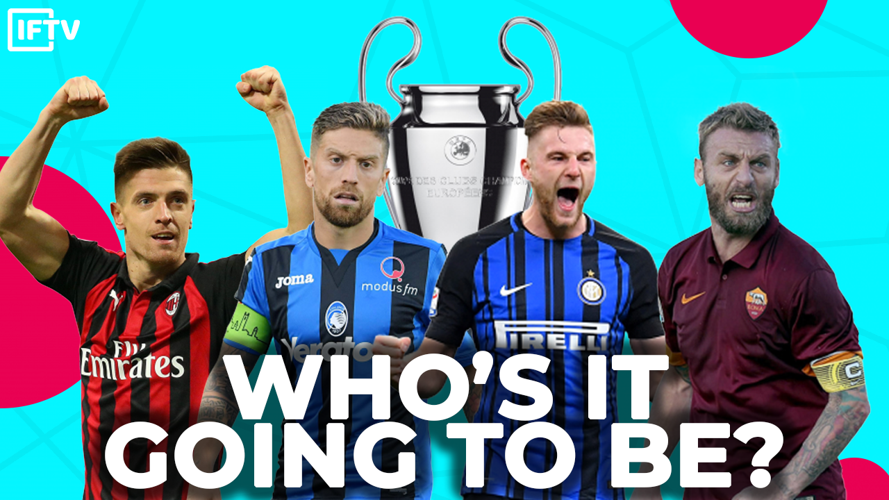ATALANTA WILL MAKE CHAMPIONS LEAGUE! | Serie A podcast #69