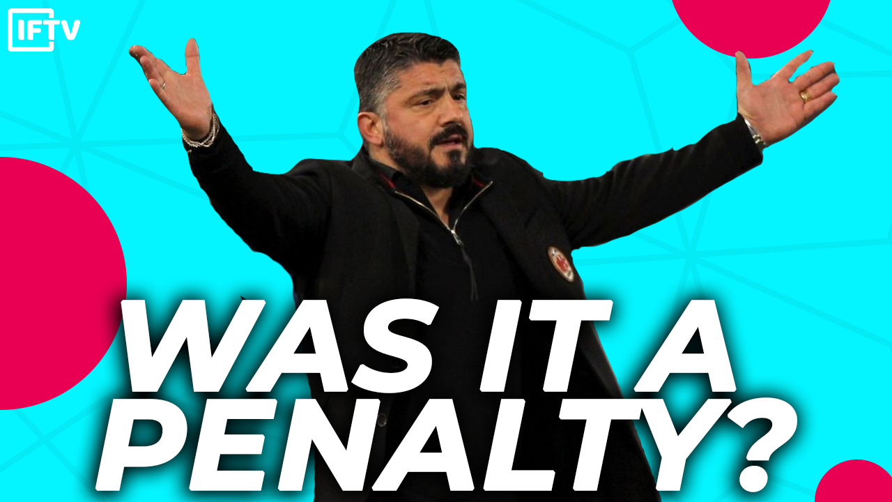 HOW DIDN'T MILAN GET THE PENALTY!? | Serie A Podcast #65
