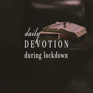 Daily Devotion - Alfred Rademan
