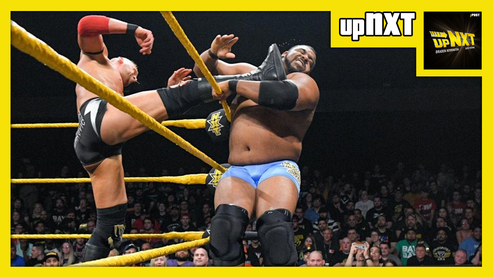 upNXT 2/28/19: The Bray D & JoPo