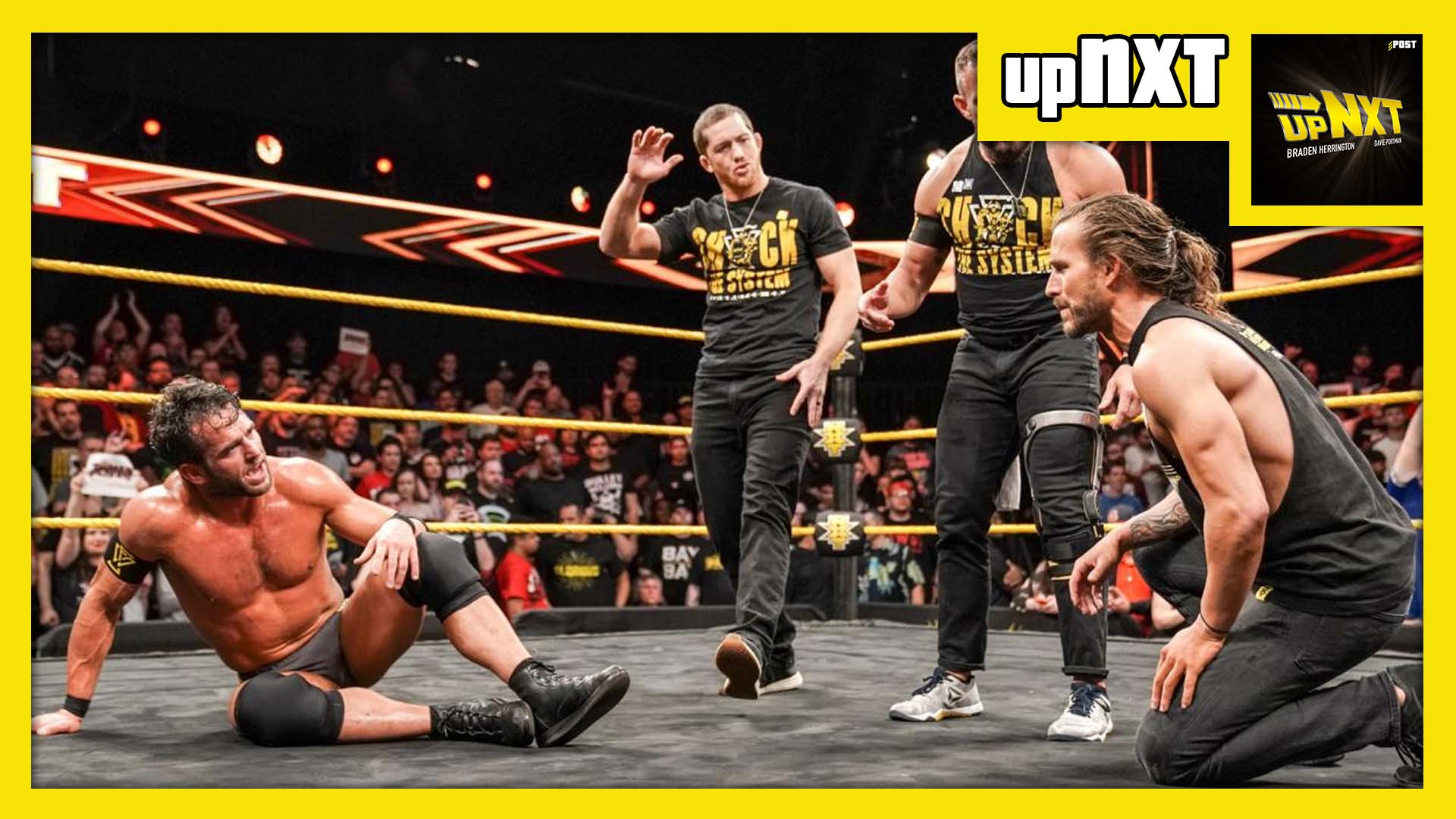 upNXT 4/25/19: Disputed Era