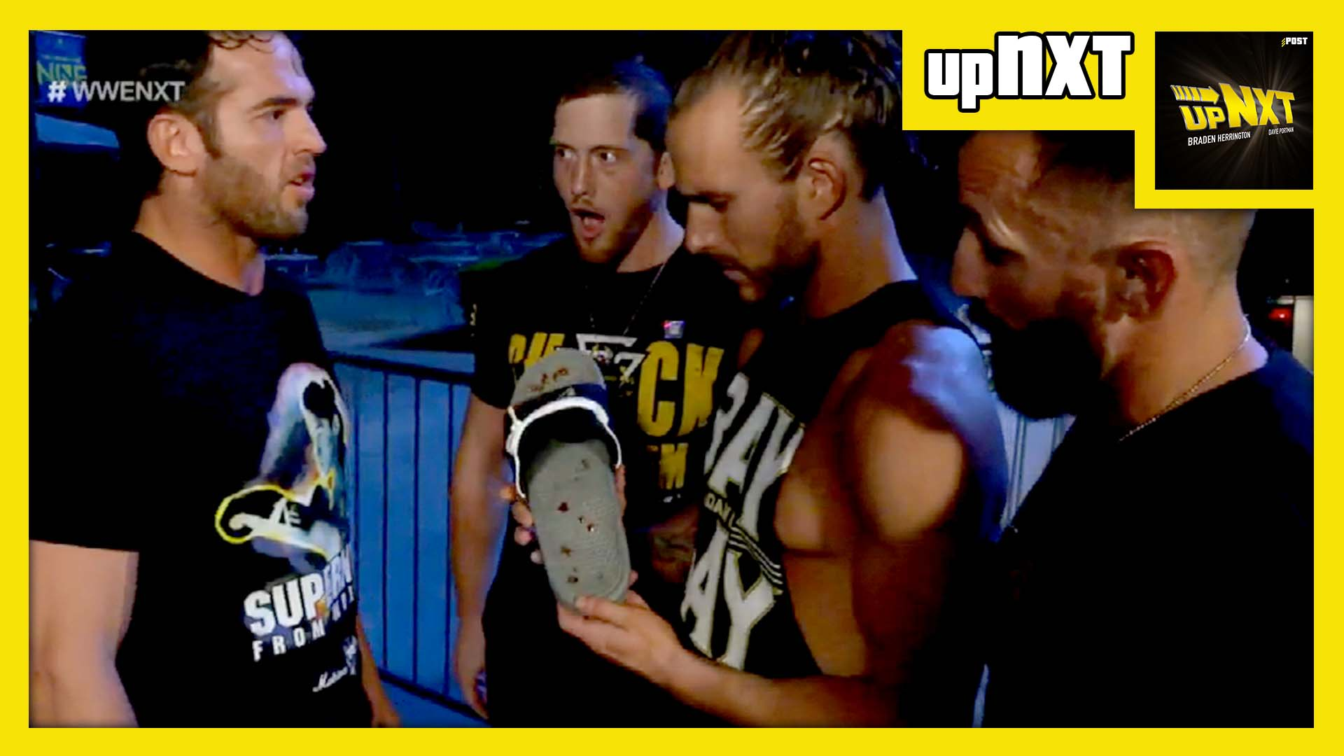 upNXT 5/16/19: Killing Me Strongly