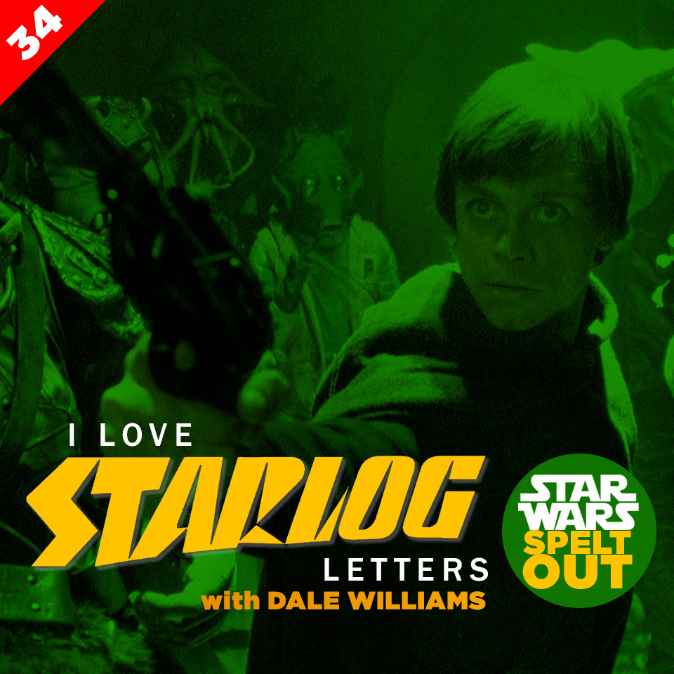 Lesson 34: I Love Starlog Letters with Dale Williams